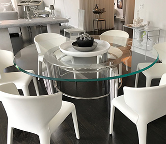 Glass Furniture Fabrication In Metro Detroit Mi Reid Glass